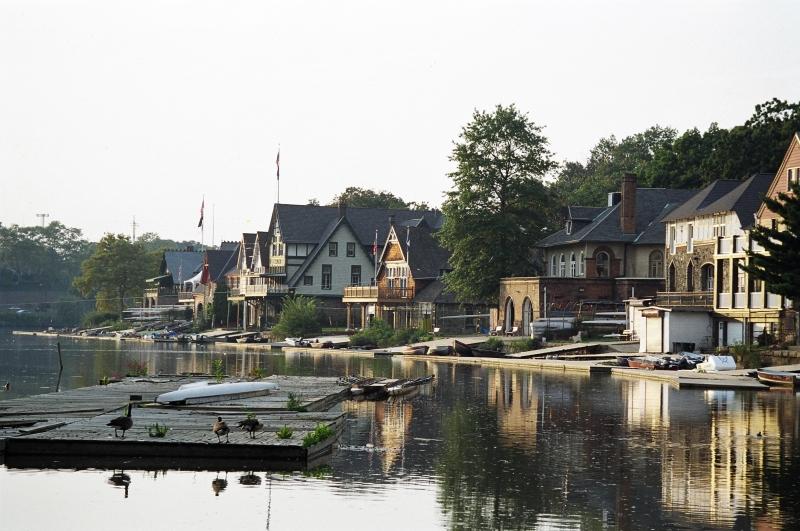 Boat House Row - 2