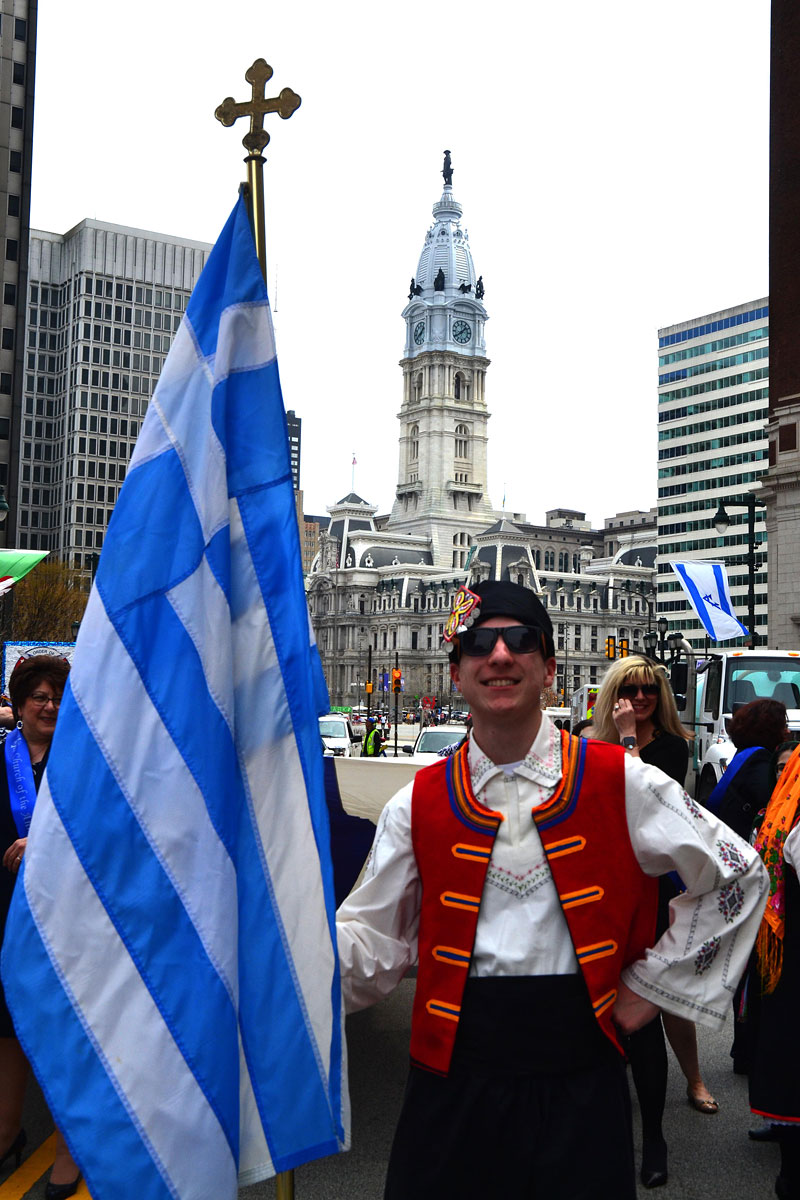 Greek-Parade