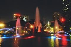 Logan-Square-at-Night