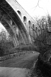 Two-Bridges-BW